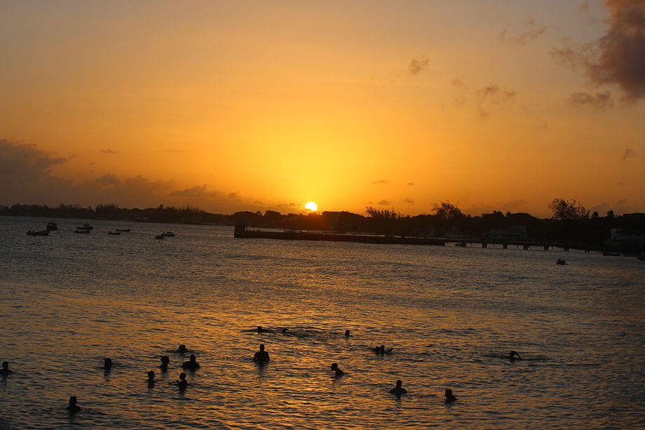 Barbados Sunset2