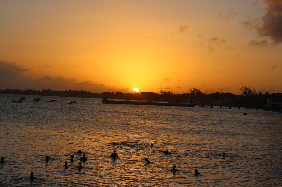 Barbados Sunset2