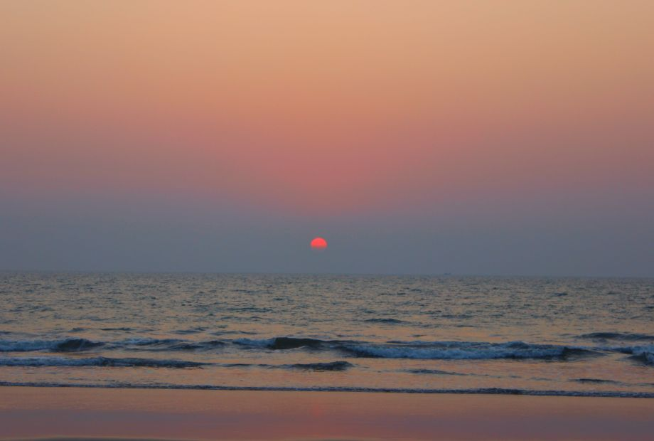 Goa Sunset1